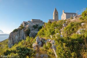 starobylé město Lubenice