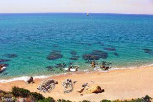 Canet de Mar na pobřeží Costa del Maresme