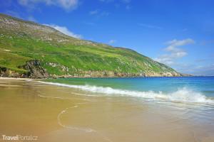 pláž u Keem Bay