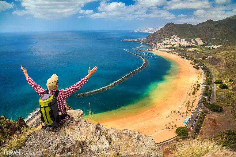 nárůst návštěvnosti zaznamenala i Playa de Las Teresitas