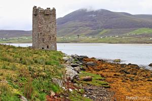 Kildavnet na ostrově Achill Island