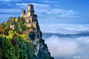 Rocca della Guaita v San Marinu