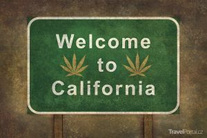 Kalifornie Kalifornie vítá všechny huliče!