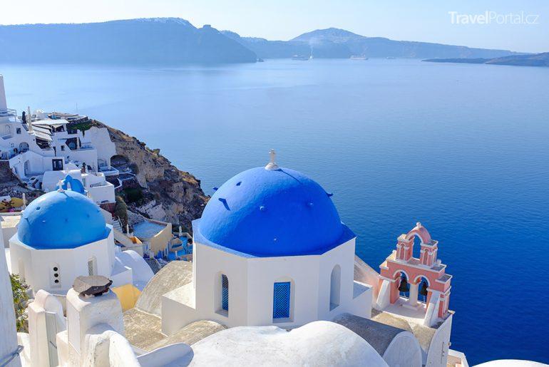 pobytová taxa se bude týkat i ostrova Santorini