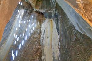 rumunský důl Salina Turda