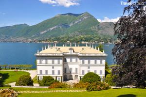vila Melzi a Lago di Como