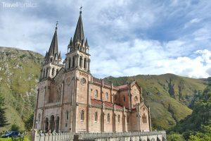 katedrála v Covadonze