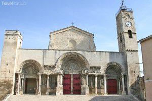 kostel v Saint-Gilles