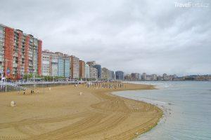 pláž San Lorenzo