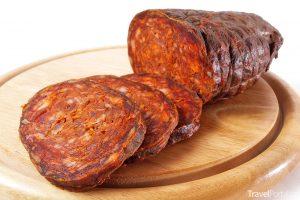 chorvatská kuchyně - kulen