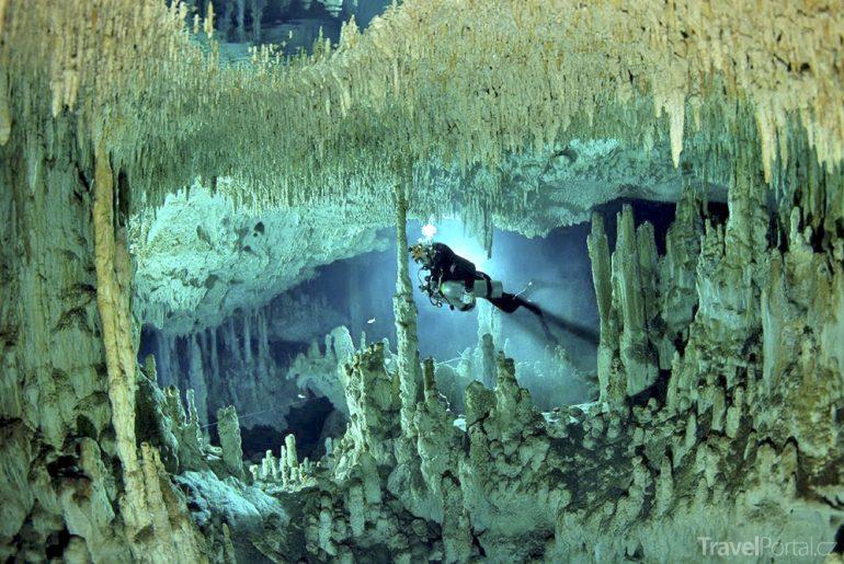 Sac Actún, nejdelší zatopený jeskynní systém světa