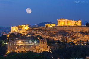 Valentýn 2018 aneb Eurovíkend v Athénách