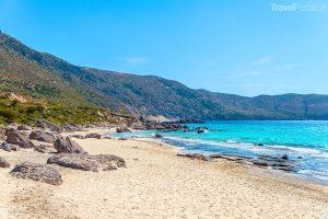 pláž Kedrodasos
