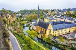 Lucemburk aneb Velikonoce 2018