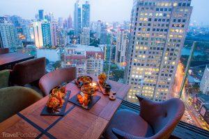 thajská restaurace