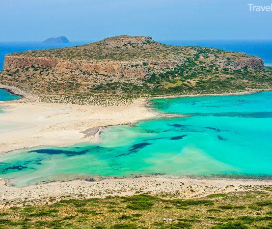 Chania: Nejkrásnější region na Krétě svádí ke koupání i turistice