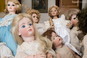 nemocnice pro panenky se jmenuje Hospital de Brinquedos