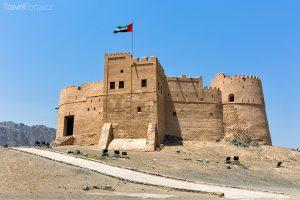 pevnost ve Fujairah