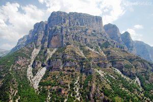 pohoří Tymfi a propast Vikos