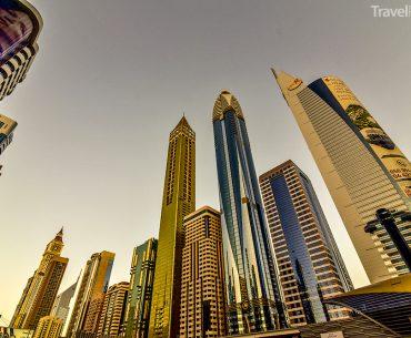 Gevora Hotel v Dubaji