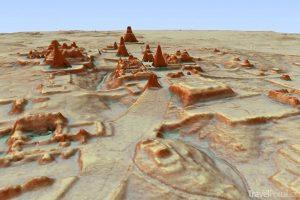 objev století neboli ruiny mayských měst v Guatemale
