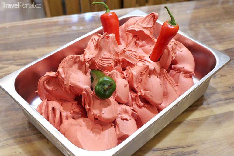 Respiro del Diavolo – nejpálivější zmrzlina na světě