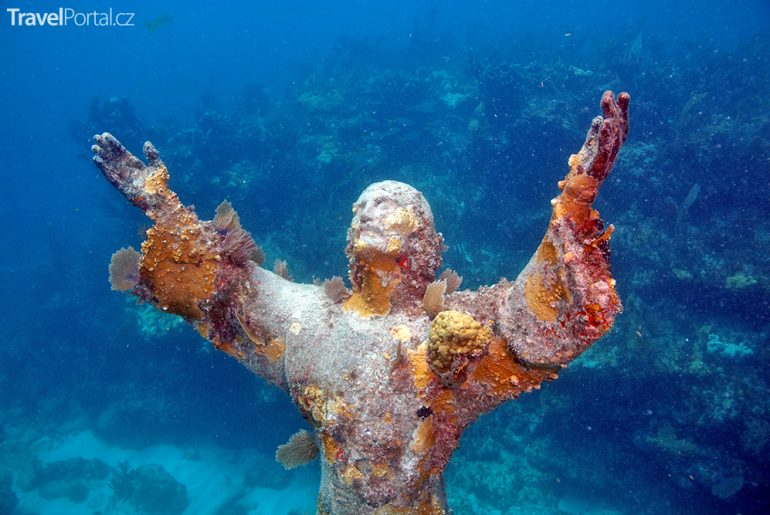 Christ of the Abyss (Ježíš v propasti)