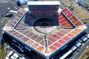 olympijský stadion Pchjongčchang