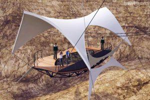nejdelší zipline světa je v Ras Al Khaimah