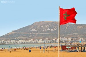 Dovolená 2018 aneb Agadir