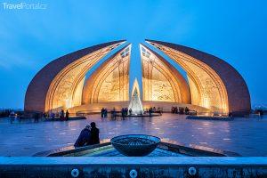 památník v Islámábádu