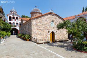 klášter Osios David
