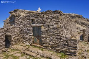 kaple proroka Eliáše na hoře Ochi