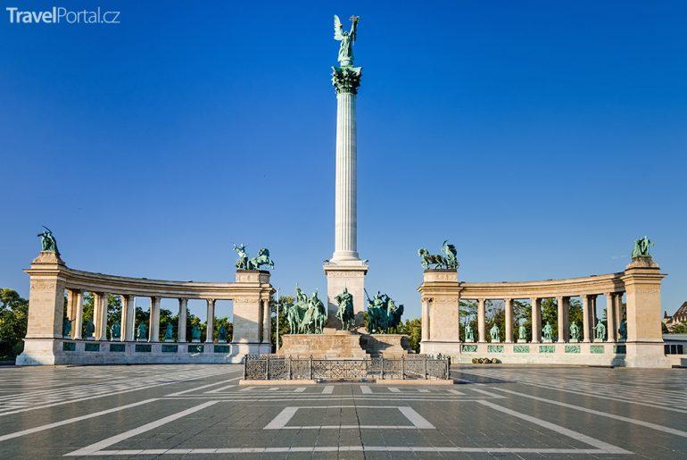 náměstí Hrdinů (Hősök tere)