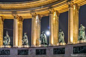 památník Tisíciletí (Millenniumi emlékmű)