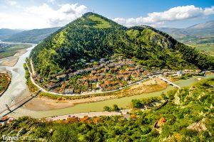 Květnové svátky 2018 aneb Berat v Albánii
