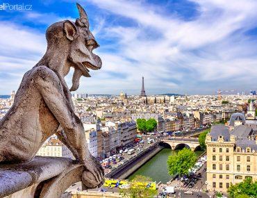 Nejlepší destinace světa 2018 – Paříž