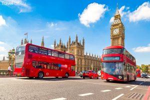 Nejlepší destinace světa 2018 – Londýn