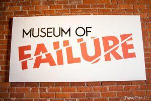 Muzeum neúspěchu (Museum of Failure)