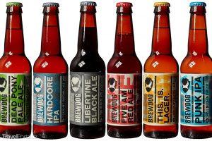 pivovar BrewDog postaví pivní hotel