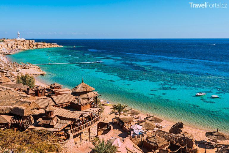 Sharm El Sheikh v Egyptě