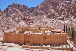 klášter svaté Kateřiny