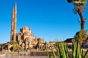 mešita Al Mustafa ve městě Sharm El Sheikh