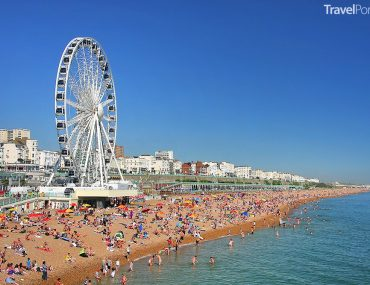 Brighton neboli Nejvíce hipsterské město světa 2018
