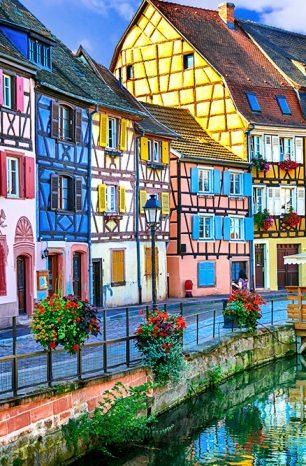 Colmar: Nádherné francouzské město s přezdívkou Malé Benátky