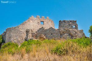benátský hrad Paleochóra