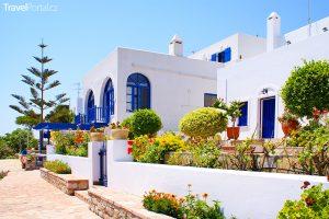 architektura typická pro ostrov Kythér