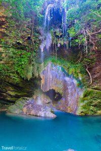 vodopády Neraida