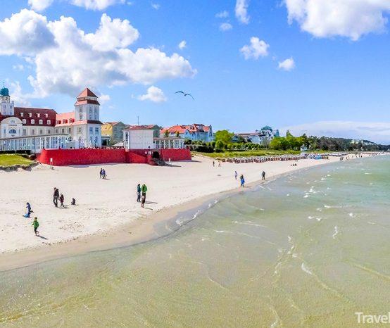 Rujána: Německý ostrov se zavděčí bruslařům i cyklistům