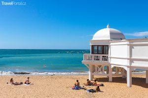 pláž La Caleta